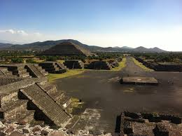 Teotihuacan Map Tips For Visiting Teotihuacan Mexico Traveldudes Org