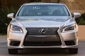 lexus 4 door sedan price 2014 lexus ls 460 information and photos zombiedrive