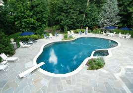 Backyard Concrete Ideas Find This Pin And More On Concrete Pool Concrete Options Around