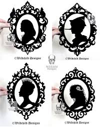 fairy tale bundle of commercial use paper cutting templates zoom