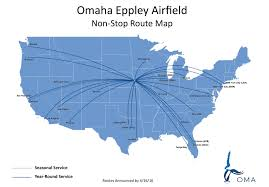 United Route Map Greater Omaha Greater Omaha Quick Facts Select Greater Omaha