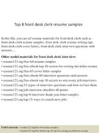 front desk agent interview questions conference paper types claremont graduate university desk clerk