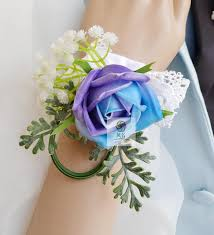 wrist corsage supplies 5pcs lot wedding supplies bridesmaid wrist