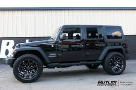 jeep wrangler unlimited sport rhino jeep wrangler with 20in black rhino selkirk wheels exclusively