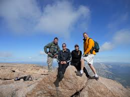 longs peak summit hike keyhole route july 2012 youtube