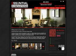 Home Design Jobs Calgary Website Design For Calgary Renovations Company Digital Lion