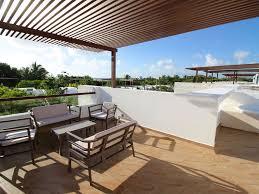Modern Beach House by Akumal 3 Bedroom Modern Beach House Akumal Yucatan Mayan Riviera