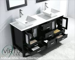 60 in double sink bathroom vanity london 60 inch double sink