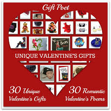 valentines gifts for 30 unique s gifts paired with poems gift poet