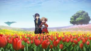 flower garden other u0026 anime background wallpapers on desktop