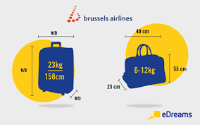 luggage allowance united brussels airlines hand luggage and checked baggage allowances