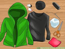 how to create an invader zim gir hoodie with pictures wikihow