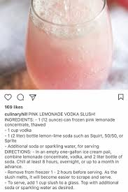 22 best drinks u0026 mixers images on pinterest drink recipes