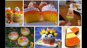 thanksgiving cupcake designs fall cupcakes ideas youtube