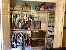 Organizing Baby Closet Nursery Closet Organization Systems Affordable Ambience Decor