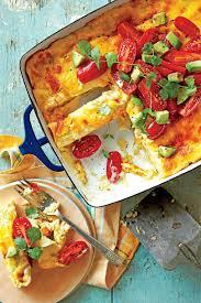 cooking light breakfast casserole best breakfast casserole recipes southern living
