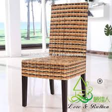 Seagrass Armchair Design Ideas Decorating Charming Seagrass Dining Chairs With White Cushion