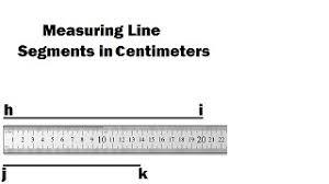 how to draw u0026 measure line segments lesson for kids study com
