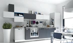 modele de cuisine rustique cuisine cagnarde grise cuisine rustique blanche et grise