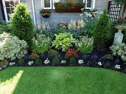 Ideas For Front Gardens Landscaping Ideas For Front Yard Flower Beds Wowruler