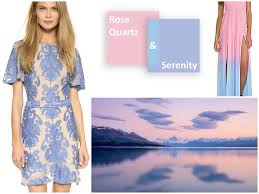 pastel color fashion lookbook pantone rose quartz color