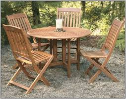 Free Woodworking Plans Patio Table by Round Wooden Patio Table Starrkingschool