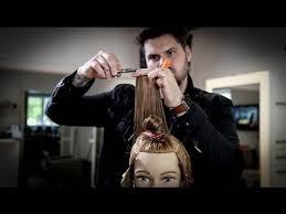 90 degree triangle haircut modern take on the classic 180 degree layered haircut layered