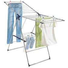 Stainless Steel Laundry Hamper by Stainless Steel Laundry Drying Rack Household 81156 Laundry