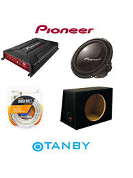 Pioneer Photo Box Package Deal 12