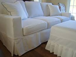 Slipcover For Leather Sofa by Surprising Gorgeous Slipcovers For Wingback Chairs Furniture