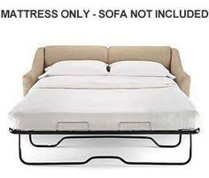 Sleeper Sofa Memory Foam Mattress by Shopping For A Sofa Bed Mattress Can Be A Daunting Task