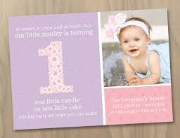 baby first birthday invitations baby first birthday