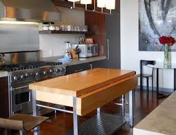rustic kitchen islands with seating design beautiful kitchen island on wheels with seating rustic