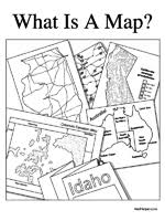 mapping activities worksheets printables and lesson plans