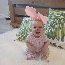 Toddler Pig Costume Halloween 12 Greedy Pig Images Ear