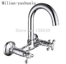 wholesale kitchen faucet aliexpress com buy wholesale wall mounted kitchen faucet and