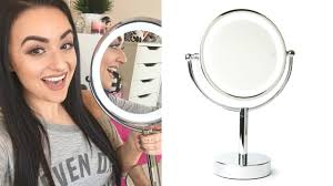 best ring light mirror for makeup vp led light ring mirror 50 off code step up your instagram