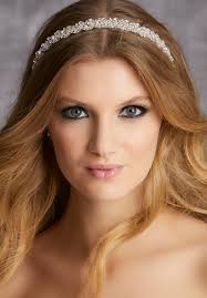 rhinestone headband hp2028 rhinestone headband the gown collection
