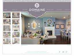 home design websites ideas and examples for web design for fashion