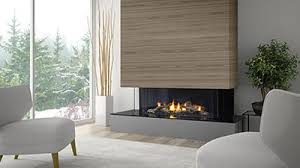 Contemporary Gas Fireplaces by City Series Designer Gas Fireplaces Regency Fireplace Products