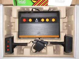atari flashback 4 has 76 built in games wireless joysticks 2600