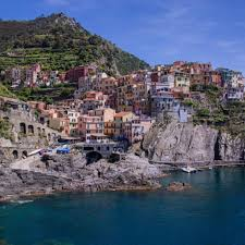 Map Of Cinque Terre Italy by Manarola Lookout Riomaggiore Italy The View Of Manarola On The