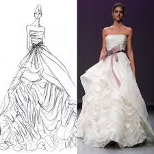 design a wedding dress stylish design a wedding dress photo on modern dresses ideas 51