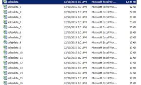 vba code to split an excel file into multiple workbooks based on