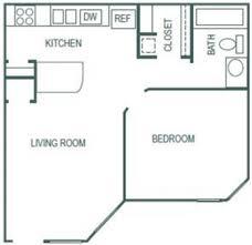 Unit Floor Plans Unit Floor Plans Canyon Oaks Apartment Home