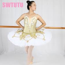 aliexpress buy new arrival hight quality white gold 2017new arrival high quality white gold ballet tutu professional