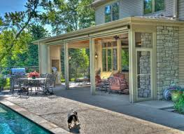 Building A Patio by Screen Rooms Traditional Patio St Louis By Heartlands