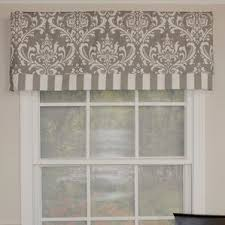 kitchen window valance ideas window valances café kitchen curtains you ll wayfair
