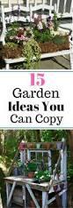 15 creative garden ideas you can steal gardening viral