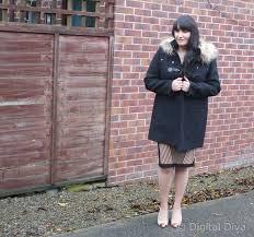 fred duffle coat